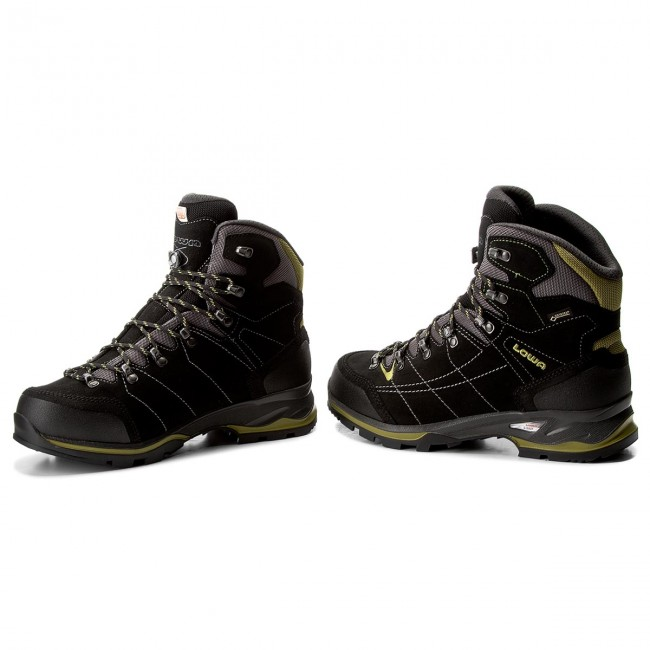 sneakers for cheap free delivery best sneakers Trekker Boots LOWA - Vantage Gtx Mid GORE-TEX 210698 Schwarz/Grun 9974