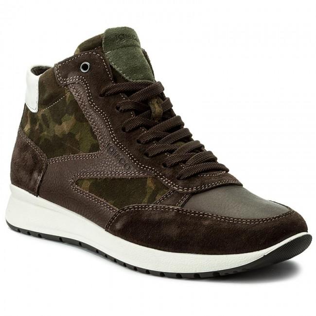 huge discount 624f3 3911c Sneakers IGI&CO - 8748500 Brush/Caffe/Mi