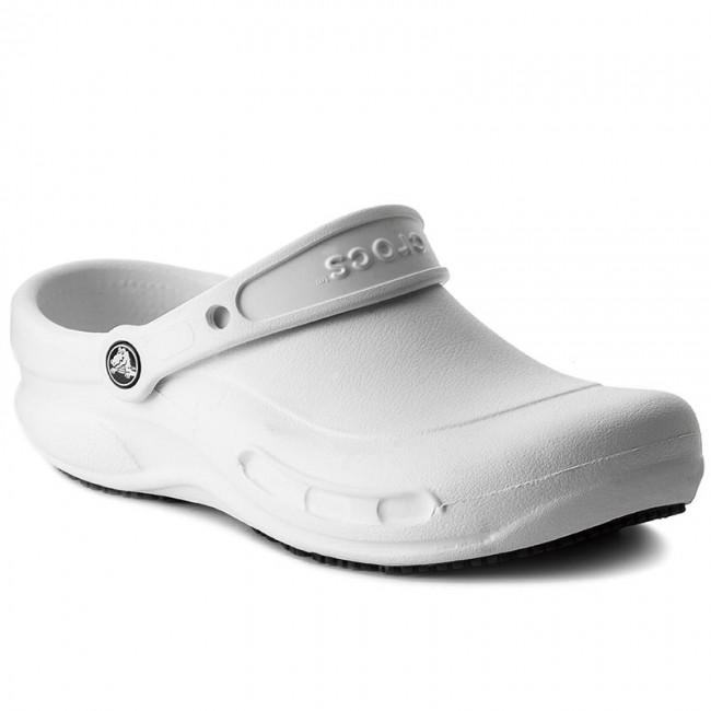 Slides CROCS - Bistro 10075 White