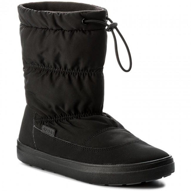Snow Boots CROCS - Lodgepoint Pull-On