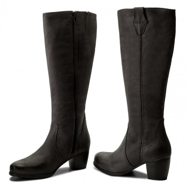 Knee High Boots TAMARIS 1 25531 29 Anthracite 214