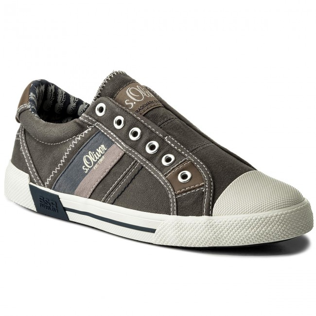 Sneakers S.OLIVER - 5-14603-20 Grey 200