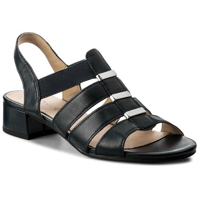 Sandals CAPRICE - 9-28200-20 Ocean Nappa 855