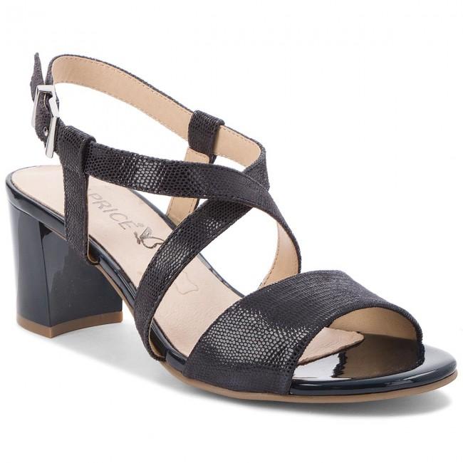 Sandals CAPRICE - 9-28300-20 Ocean Reptile 806