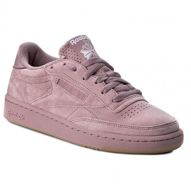 Shoes Reebok Club C 85 Sg BD6074 Smoky OrchidWhiteGum