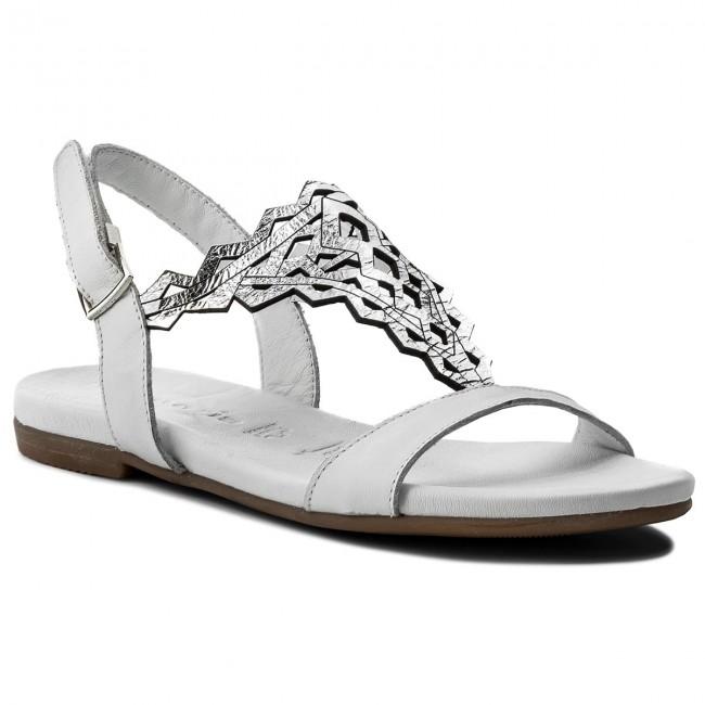 Sandals TAMARIS 1 28126 20 WhiteSilver 191