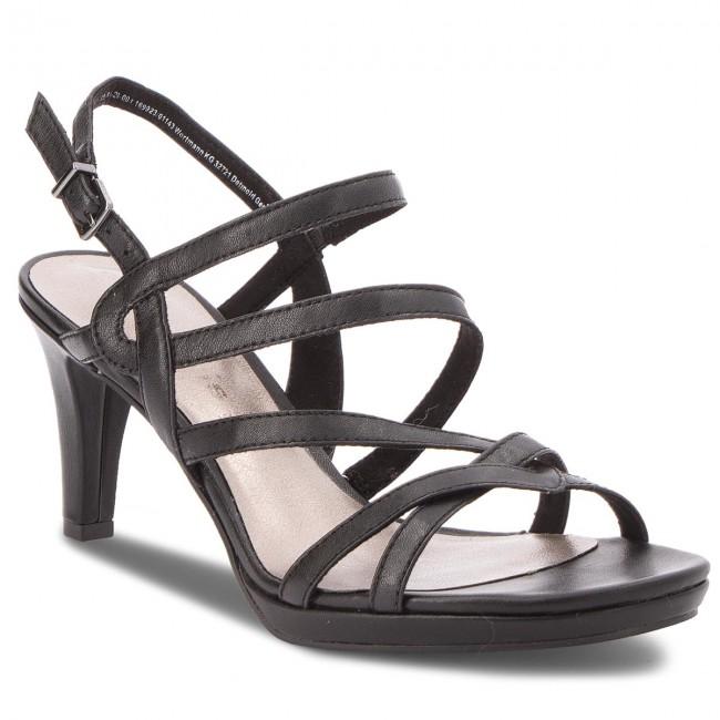 Sandals TAMARIS 1 28386 20 Black 001