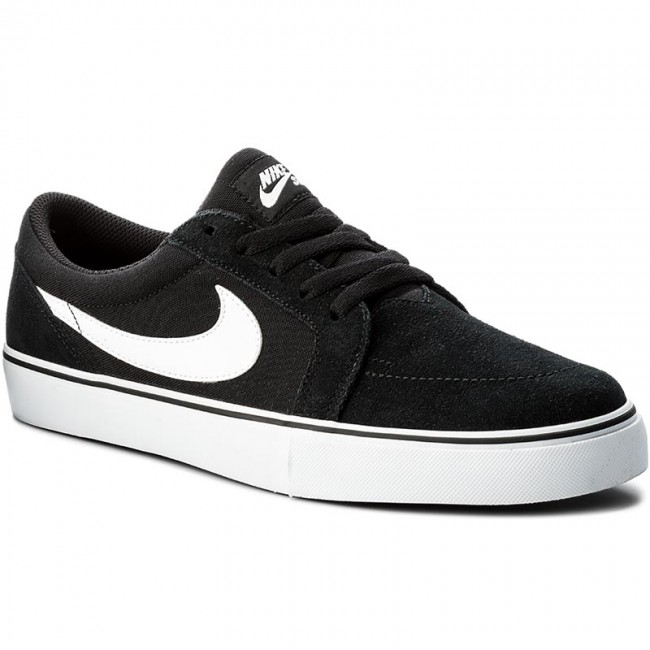 Referéndum el fin Fatal  Shoes NIKE - Sb Satire II 729809 001 Black/White - Plimsolls - Low shoes -  Men's shoes | efootwear.eu