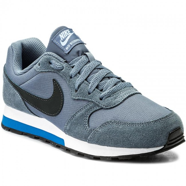 9bc7b24c6 Shoes NIKE - Md Runner 2 (GS) 807316 408 Armory Blue/Anthracite