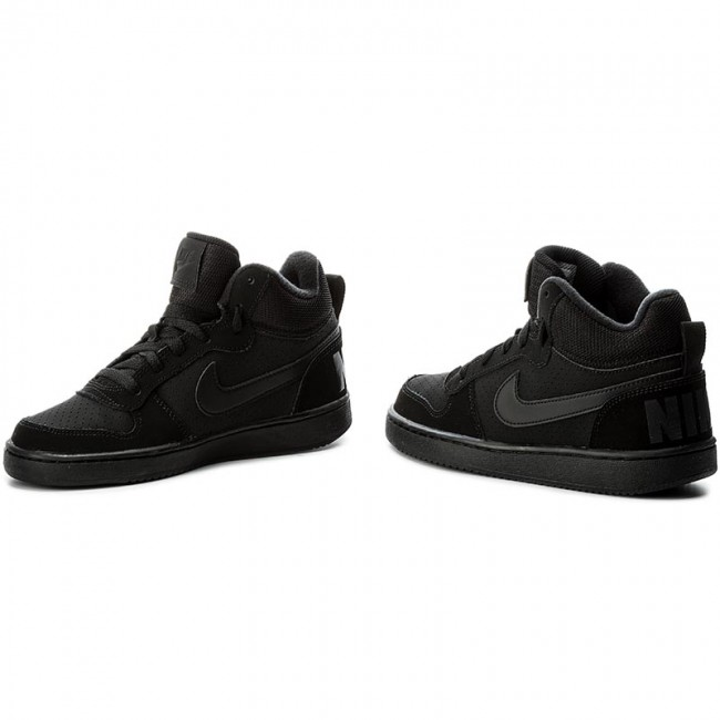NIKE COURT BOROUGH MID SE GS 918340 003 Junior Sneaker
