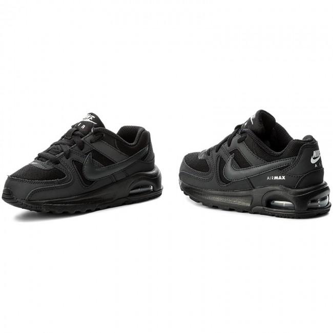 Shoes NIKE Air Max Command Flex (PS) 844347 002 BlackAnthraciteWhite