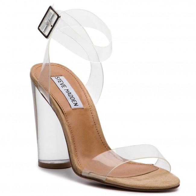 0044f48d123 Sandals STEVE MADDEN - Clearer Sandal 91000494-0S0-07004-02017 Clear