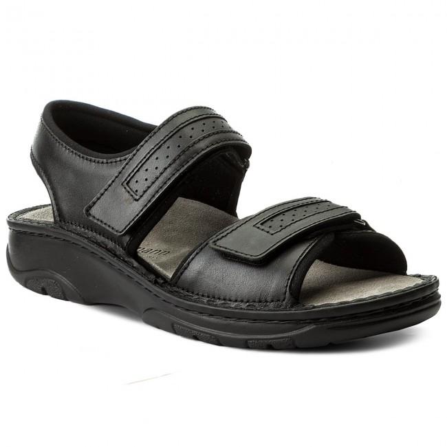 Sandals BERKEMANN - Fabian 05802 Schwarz 901