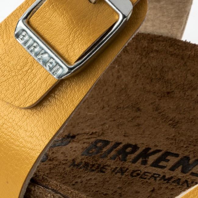 8fb985e75 Slides BIRKENSTOCK - Mayari 1008837 Graceful Amber Yellow - Flip ...