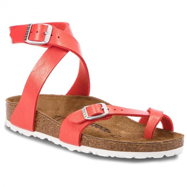 Sandals BIRKENSTOCK Yara 1008849 Graceful Hibiscus