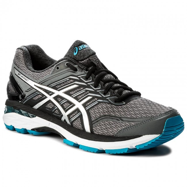 Shoes ASICS - Gt-2000 5 T707N Carbon/Silver/Island Blue 9793