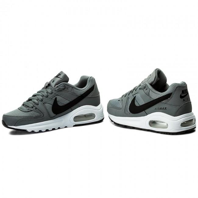 Shoes NIKE Air Max Command Flex (GS) 844346 005 Cool GreyBlackWhite