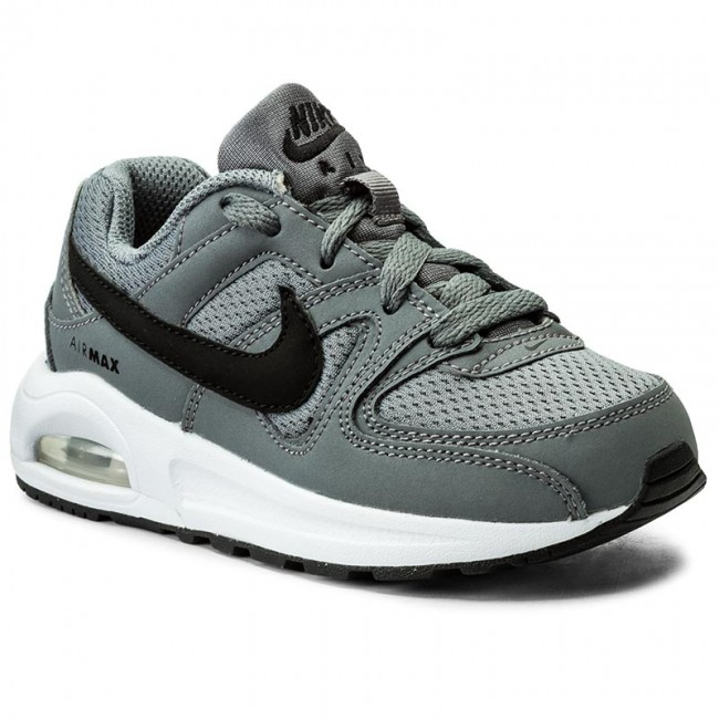 Shoes NIKE Air Max Command Flex (Ps) 844347 005 Cool GreyBlackWhite