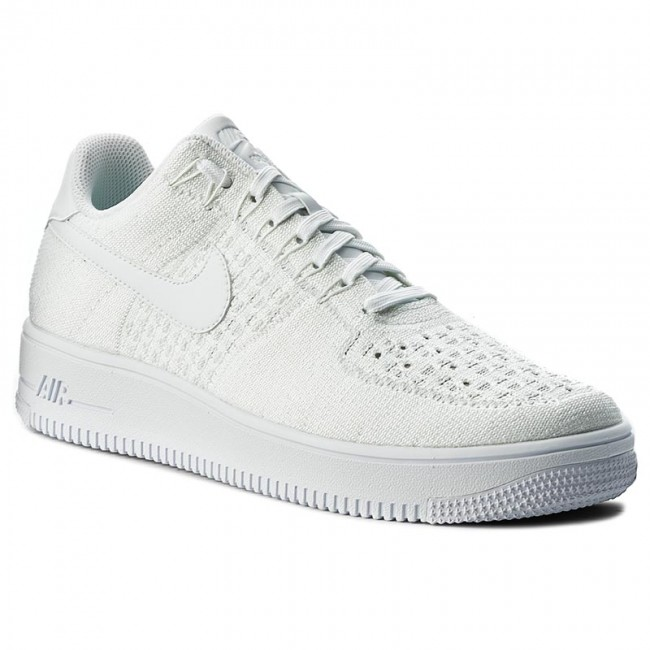 new lower prices nice shoes low cost Shoes NIKE - Af1 Ultra Flyknit Low 817419 101 White/White/White ...