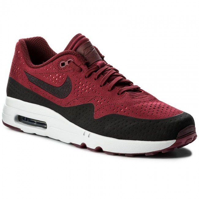 get cheap pick up 50% off Shoes NIKE - Air Max 1 Ultra 2.0 Moire 918189 600 Team Red/Black/Solar Red