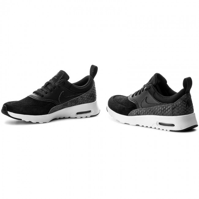 Shoes NIKE Air Max Thea Prm 616723 019 BlackBlackSailDark Grey