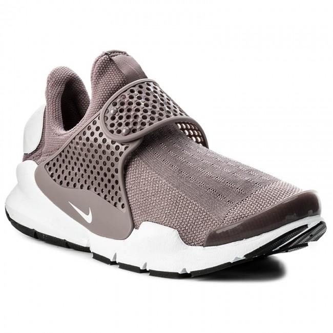 c1ee3c03 Shoes NIKE - Sock Dart 848475 201 Taupe Grey/White/Black - Sneakers ...