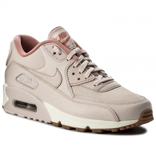 Shoes NIKE Wmns Air Max 90 Lea 921304 600 Silt RedSilt RedRed Stardust