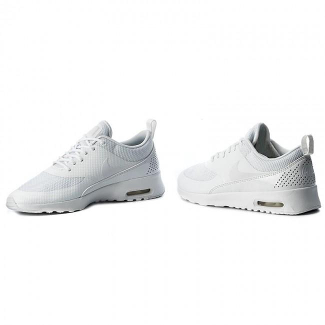 Shoes NIKE Wmns Nike Air Max Thea 599409 107 WhiteWhiteWhite