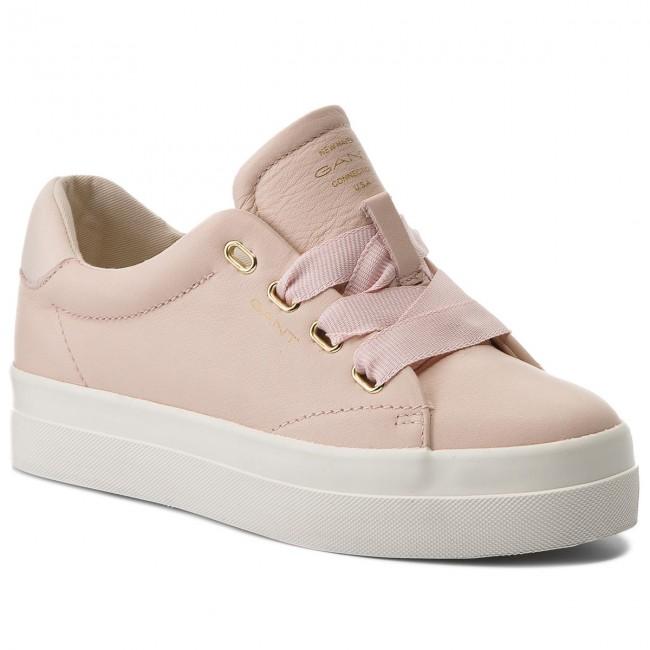 Sneakers GANT - Amanda 16531440 Silver