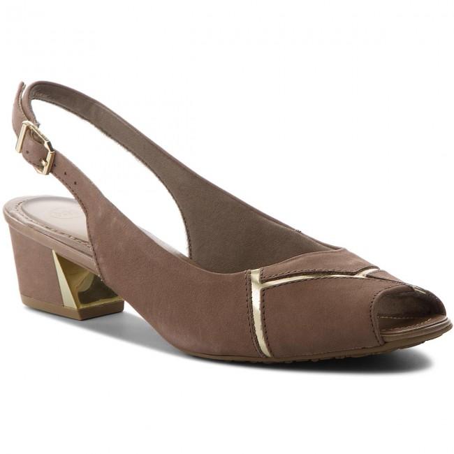 Sandals SCHOLL - Gloria F27091 1184 350 Dk Taupe