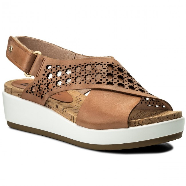 Sandals PIKOLINOS - W1G-1602 Apricot