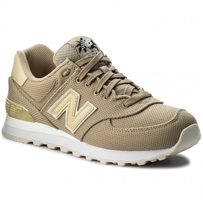 Sneakers NEW BALANCE WL574MIA Beige
