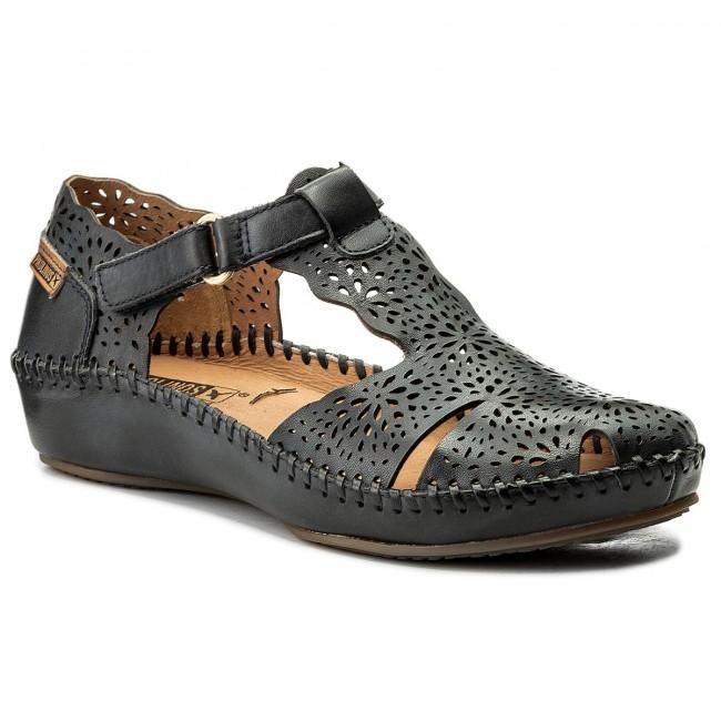 Sandals PIKOLINOS - 655-1574 Navy Blue
