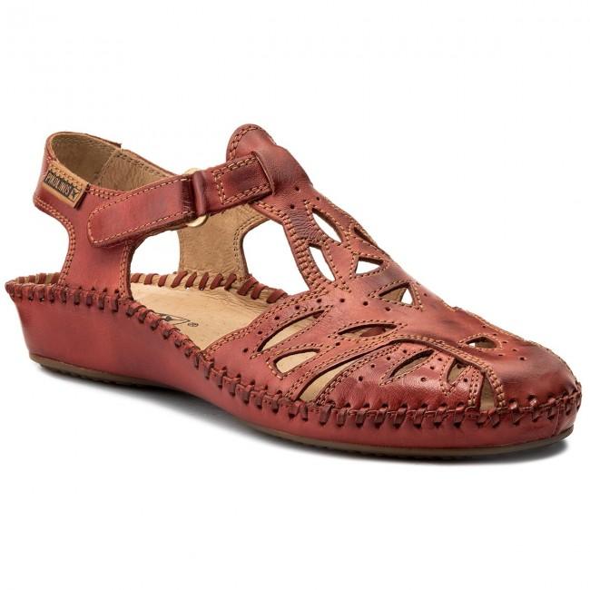 Sandals PIKOLINOS - 655-8312 Coral