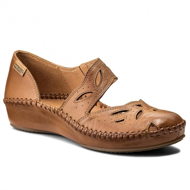 Sandals PIKOLINOS - 655-0518 Brandy