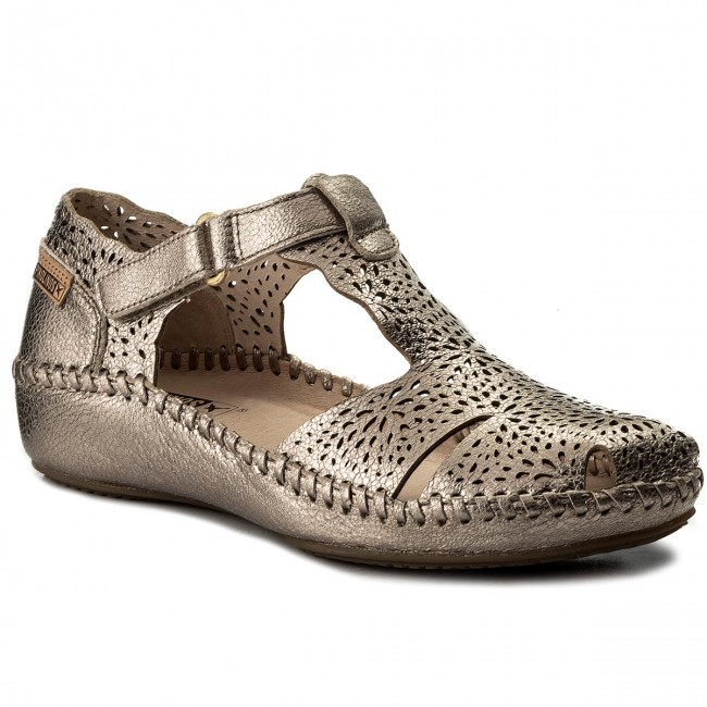 Sandals PIKOLINOS - 655-1574CL Stone
