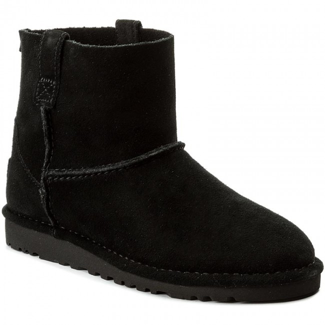 ad3838dbf71 Shoes UGG - W Classic Unlined Mini 1017532 Blk