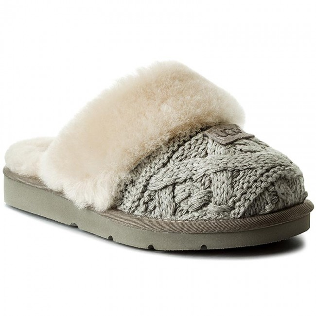 Slippers UGG - W Cozy Cable 1019666 W