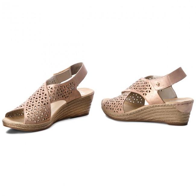 Sandals RIEKER 62484 31 Rosa