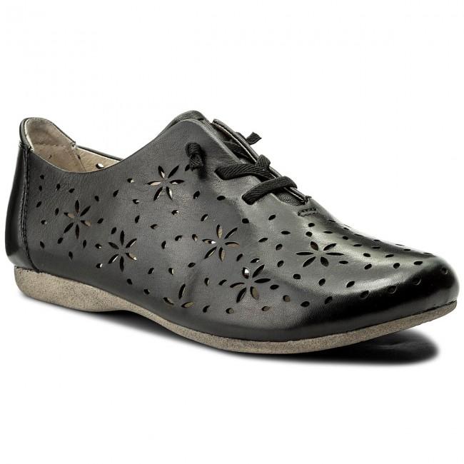 Shoes JOSEF SEIBEL - Fiona 27 87227 971 100 Schwarz
