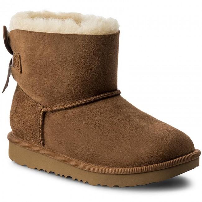 1764373b6af Shoes UGG - K Mini Bailey Bow II 1017397K K/Che