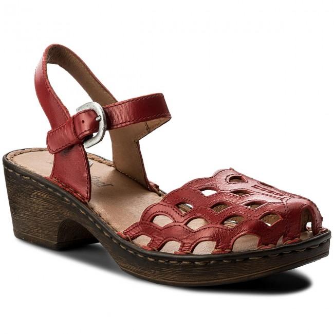 Sandals JOSEF SEIBEL - Rebecca 17 62917 43 019 Coral