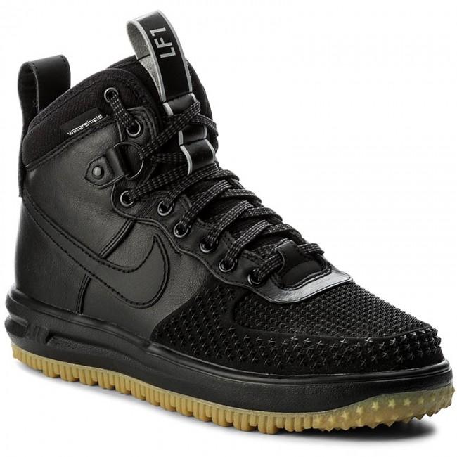 wiele stylów kup dobrze najlepsze ceny Shoes NIKE - Lunar Force 1 Duckboot 805899 003 Black/Black/Metallic  Silver/An