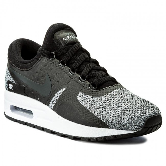best service 0cf48 677ed Shoes NIKE - Air Max Zero Se (GS) 917864 003 Black/Anthracite/White/White