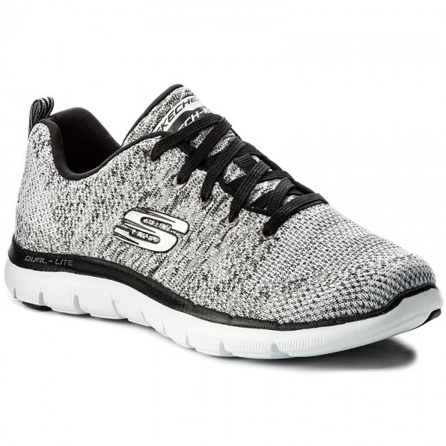 Shoes SKECHERS - High Energy 12756/WBK