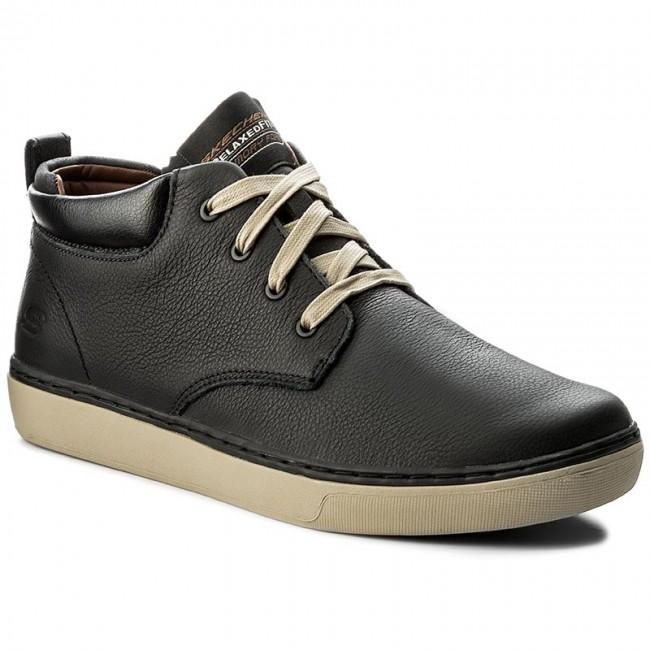 Boots SKECHERS Nieto 64825BLK Black