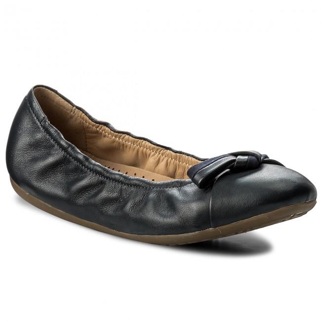 planes Condensar Resonar  Flats GEOX - D Lola 2Fit A D723DA 085SD C4002 Navy - Ballerina shoes - Low  shoes - Women's shoes | efootwear.eu