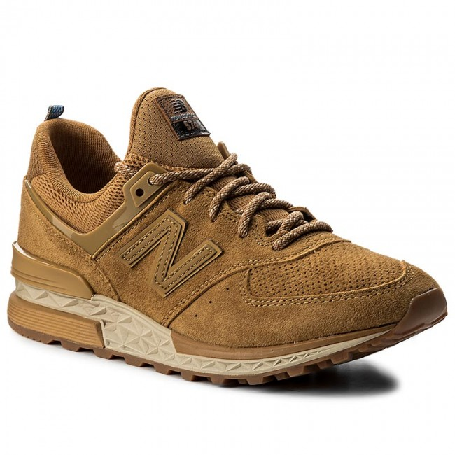 official photos 06889 627ad Sneakers NEW BALANCE - MS574CB Brown