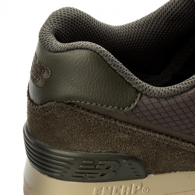 scarpe uomo sneakers new balance ml574pkt
