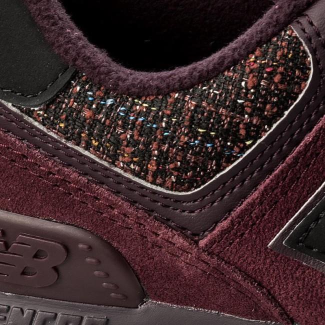 Sneakers NEW BALANCE WL574DCX Dark Red